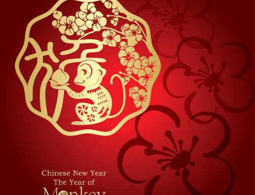 2016: Happy Chinese New Year of the Monkey