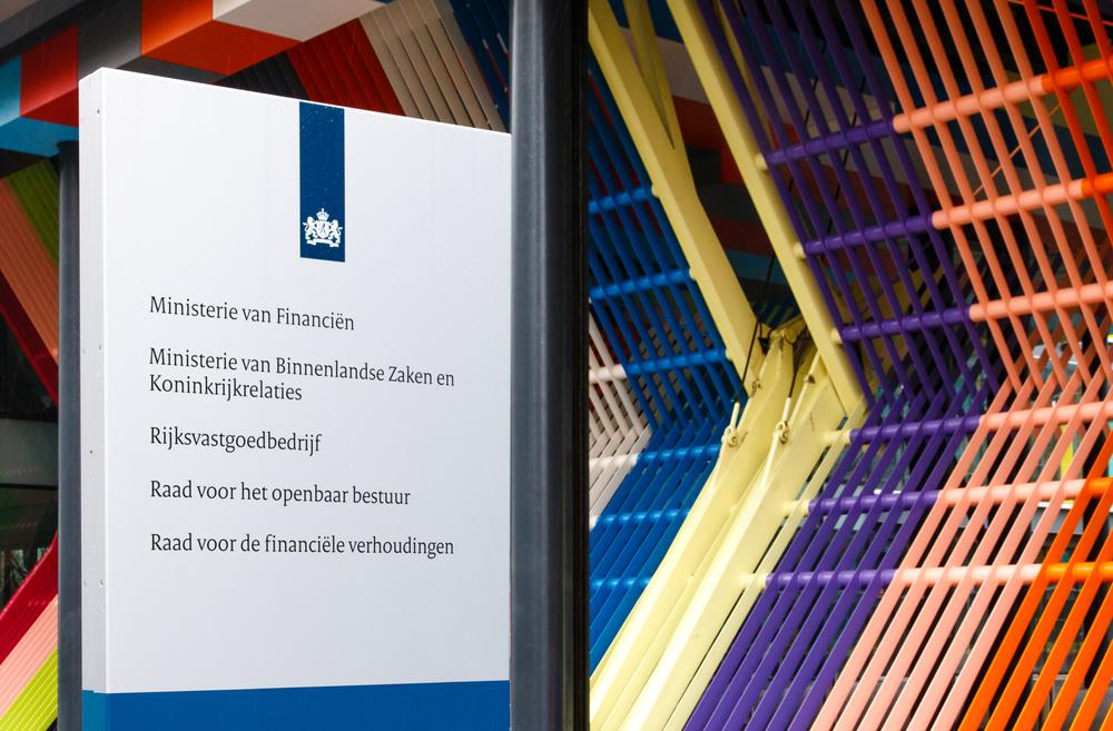 Le Ministère des finances au Pays-Bas (demande groupée)