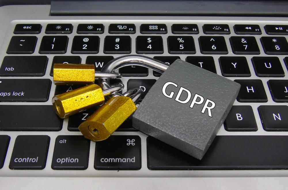 Le RGPD et la protection des données à caratère personnel.
