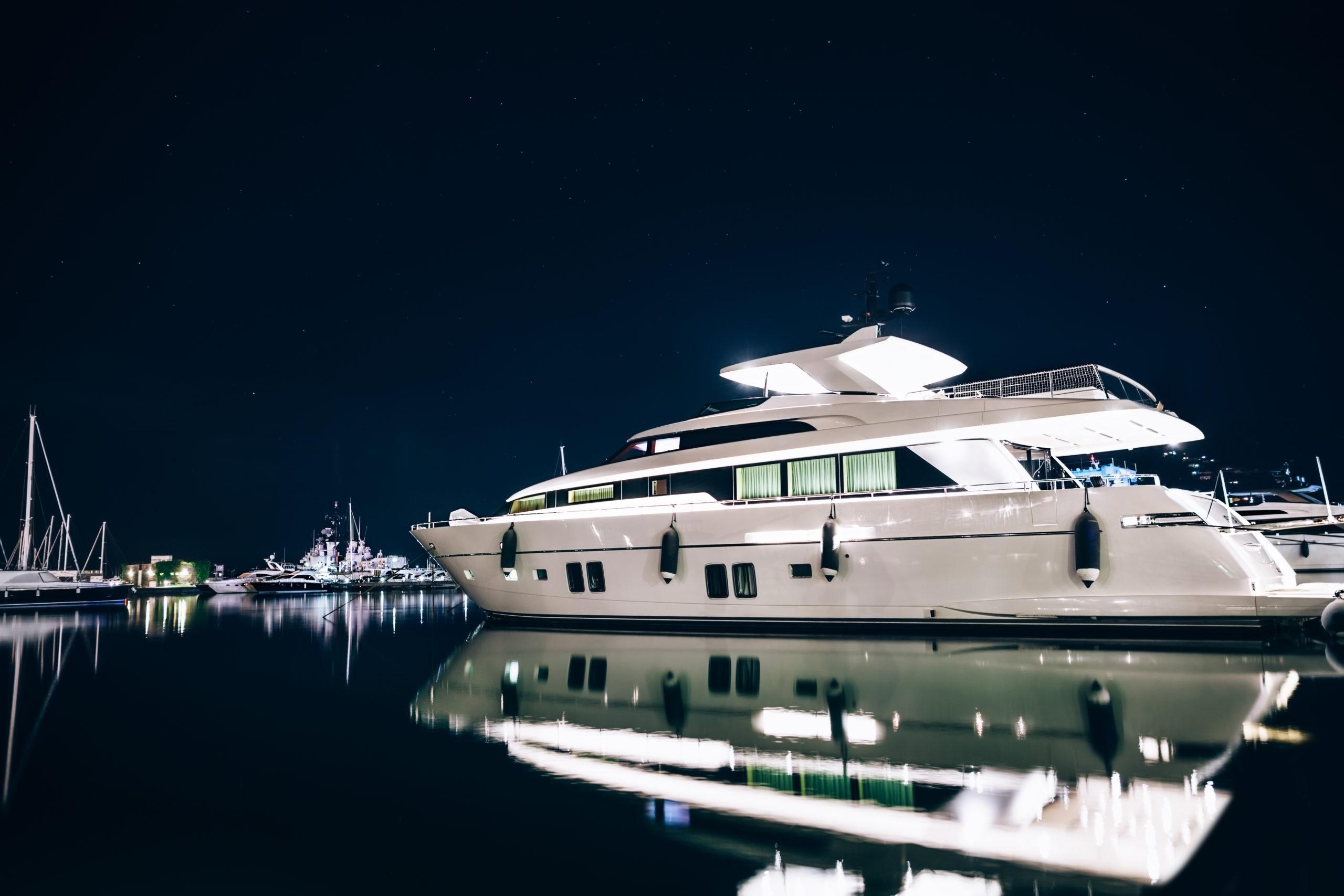 Coup d'arrêt à la réfaction de 50% des loyers provenant de la location de yachts en France.