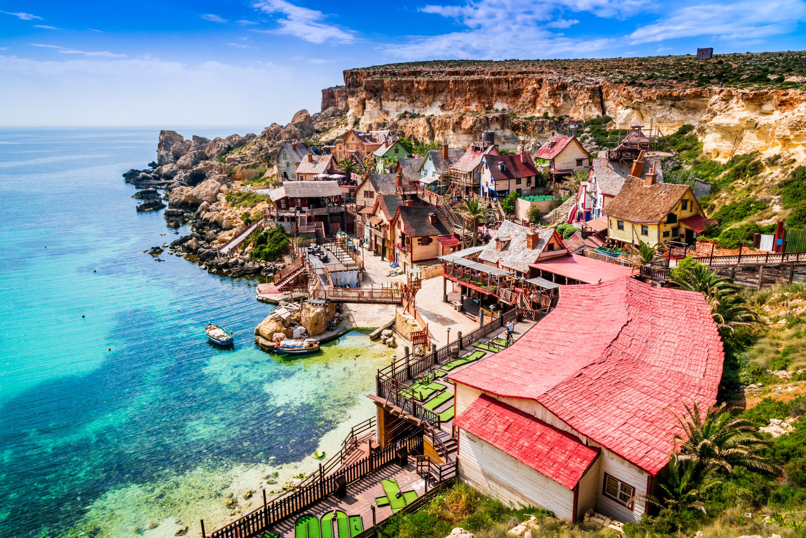 L'achat du passeport maltais est très populaire.